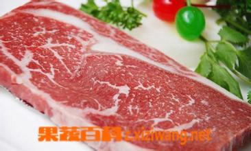 果蔬百科雪花牛肉的做法